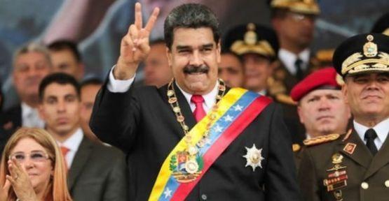ABD'den Maduro'ya Misilleme