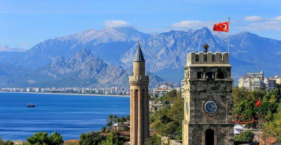 Antalya 2019'a Hızlı Girdi