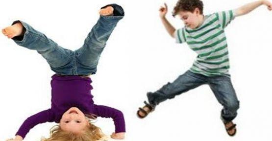 Aşırı Hareketli Çocuklar