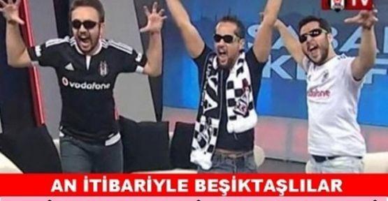 Beşiktaş Süper Lig Şampiyonu Oldu! Capsler Patladı!
