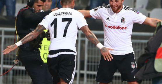 Beşiktaş'ta Gökhan Töre ve Ricardo Quaresma Depremi!