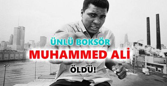 Boksun Üstadı Muhammed Ali Hayatını Kaybetti