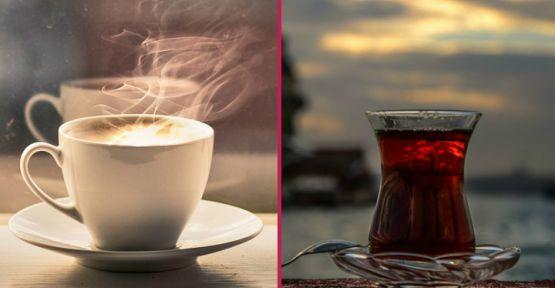 Çay  ve Kahve Lekesi Nasıl Çıkarılır