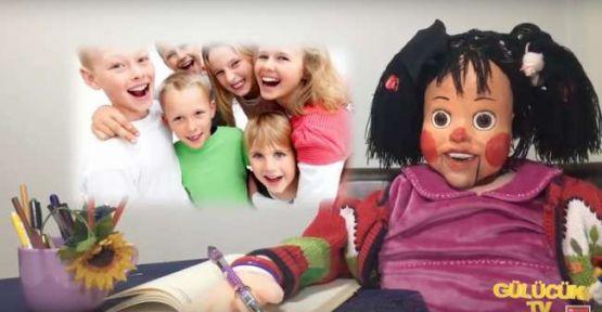Çocuklara iyi haber! Gülücük Tv yayında