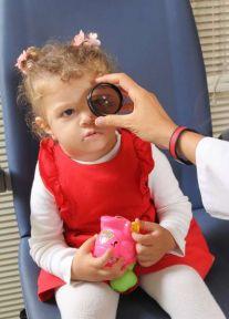 Çocukluk çağındaki kanserleri gözden tespit mümkün