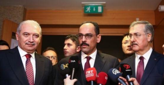 Cumhurbaşkanlığından Açıklama ''Terörist Fetullah Gülen Yakalandı.''