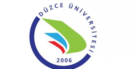 Düzce Üniversitesi Sağlık Personel Alım İlanı
