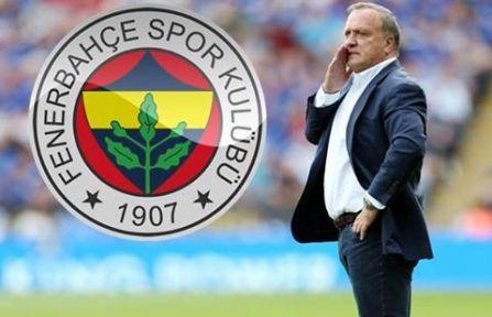 Fenerbahçenin Yeni Teknik Direktörü Dick Advocaat Kimdir