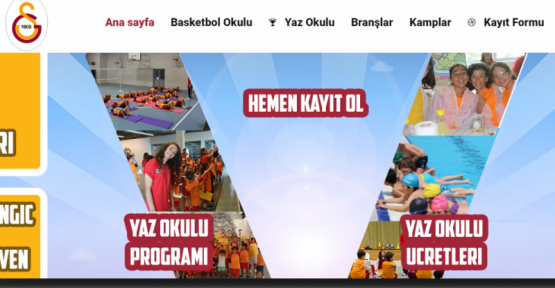 Galatasaray Basketbol ve Voleybol Okulu