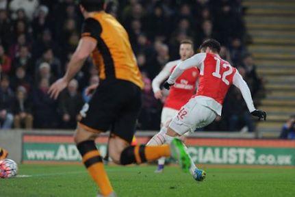 Hull City 0 - 4 Arsenal Maçının Geniş Özeti - (Hull Arsenal Maç Özeti)