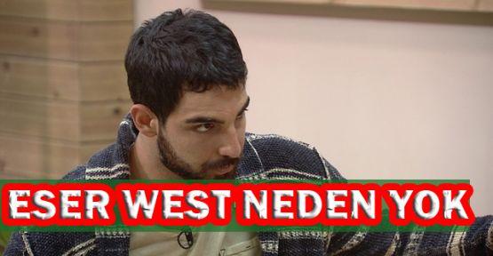 Kısmetse Olur Eser West Neden Yok ? Elendi mi Yeni Bölüm