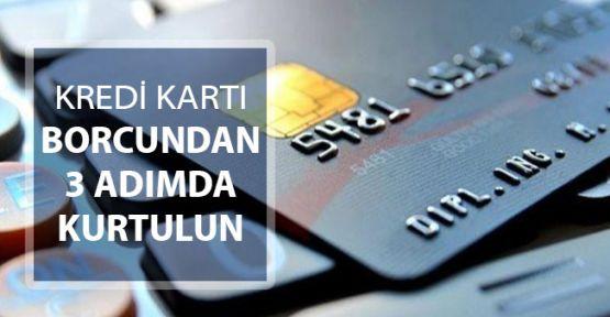 Kredi Kartı Borçlularına Müjde