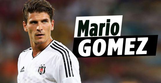 Mario Gomez Atıyor Beşiktaş Kazanıyor! - (Beşiktaş'ın Alman Golcüsü Mario Gomez Kimdir?)