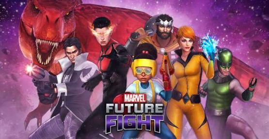 MARVEL Future Fight oyununa 7 yeni Inhuman karakteri geldi