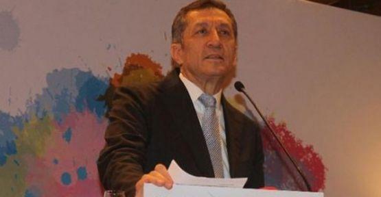 Milli Eğitim Bakanı Ziya Selçuk okul müdürlerinin nasıl seçileceğini açıkladı