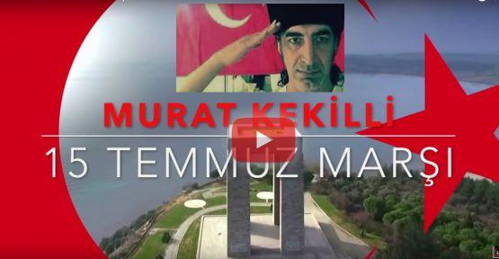 Murat Kekilli'den Darbeye Karşı