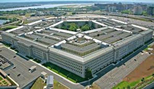 Pentagon'da Deprem