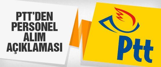 PTT 1.038 Sözleşmeli Personel Alacak