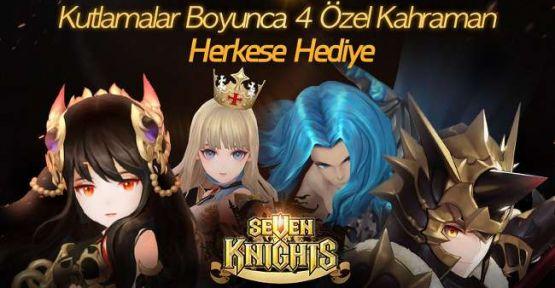 Seven Nights oyuncularla buluşmasının 500'üncü gününü kutluyor