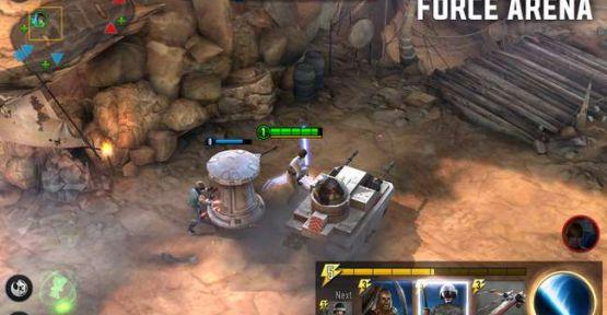 Star Wars: Force Arena'ya ücretsiz Komutan Kartları geliyor