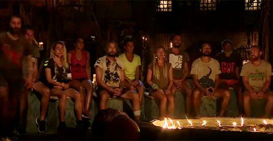 Survivor 2017 de bu hafta gitme adayları kim? Survivor da bir ilk yaşandı
