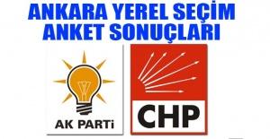 Ankara Seçim Anketi Geldi Seçimi Kararsızlar Belirleyecek