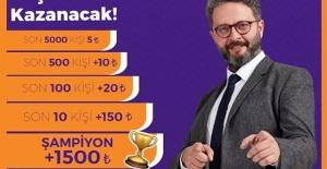 Oyna Kazan Editör Kıyağı 23 Mart Cumartesi