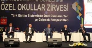 Özel Eğitim Kurumlarının Geleceği ve Bugünü Çalıştayı Düzenlendi