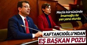 İstanbul Eş Başkanlıkla mı yönetilecek ? İmamoğlu gölge başkan mı ?
