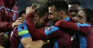 Trabzonspor'un Gurur Tablosu