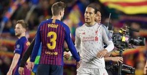 Liverpool Barcelona canlı izle. Liverpool FC Barcelona canlı maç yayını