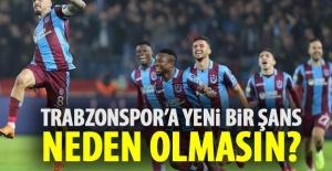 Trabzonspor Üçüncülük İçin Umutlandı