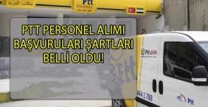 PTT 55 Bin Personel Alım Tarihi ve Şartları Belli Oldu