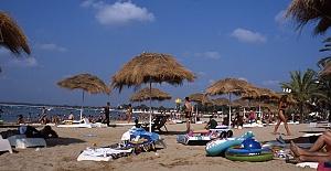 Savaş Var Denilen Suriye Lazkiye Plajı