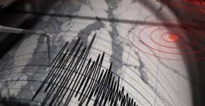 Son Dakika Sakarya'da Deprem Oldu İstanbul'da hissedildi