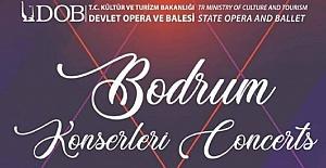 Bodrum'da Konserler Tüm Hızıyla Devam Ediyor