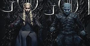 HBO'dan Ayrılan Game of Thrones artık Netflixte