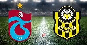 Trabzonspor Malatyaspor HD canlı izle...