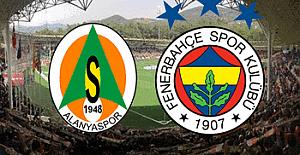 Alanyaspor Fenerbahçe Skoru