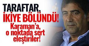 Trabzonspor Taraftarından Ünal Karaman'a Eleştiri