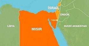 Mısır ve İsrail#039;den Skandal...