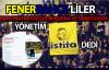 """Fenerbahçe taraftarlarından Manchester United maçında ve Twitter'da """"Yönetim İstifa"""" sloganları"""