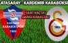 Galatasaray – Kardemir Karabükspor Maçı Ne Zaman? Saat Kaçta? Hangi Kanalda?
