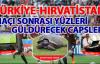 Türkiye - Hırvatistan Maçı Sonrası Yüzleri Güldürecek En Komik Capsler