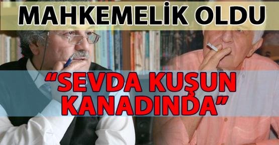 """TRT'nin Dizisi """"Sevda Kuşun Kanadında"""" Mahkemelik Oldu"""