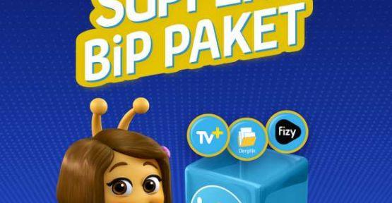 Turkcell'in yeni paketlerinde ses yok BİP var