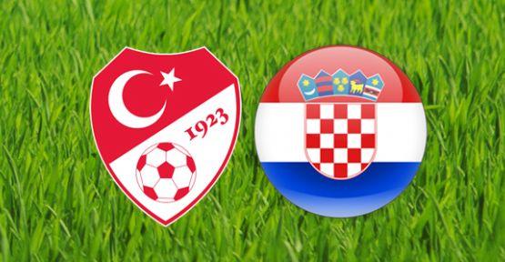 Türkiye Hırvatistan Maç Sonucu