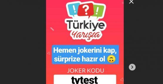 Türkiye Yarışta 8 Şubat İpucu ve Ödül