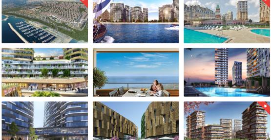Türkiye'de Harika Evler Sizi Bekliyor
