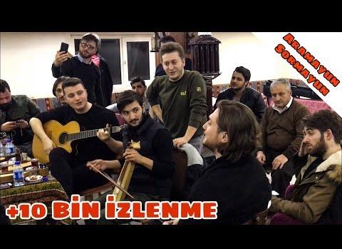 Onur Atmaca - Aramayun Sormayun Memlekete Gelemem ! Karadeniz Müzik Kemençe Gitar Horon Sohbet
